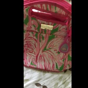 Lilly Pulitzer tote/beach bag